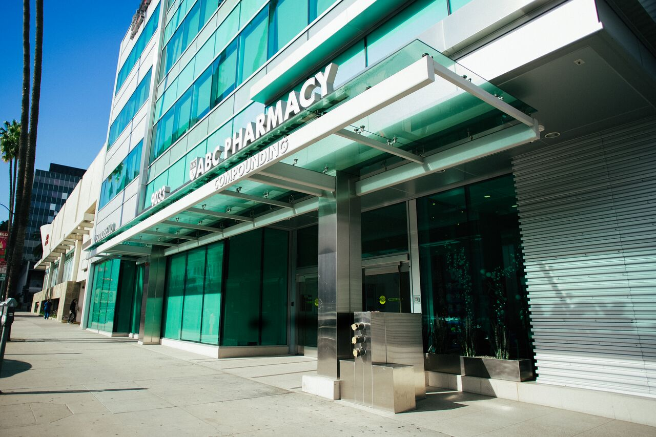 compounding pharmacy beverly hills